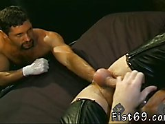 Gays feet fisting and young boy takes fist in his ass It's a 'three-for-all' flick