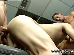 Long haired boy cumshot movie gay first time Brett Styles Goes for Bareback Style