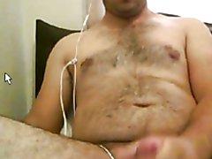 Masturbating Turkey-Turkiish Cub Han Big Dick
