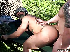 Mature older gay black men with big cocks dicks Watch some recruits get punished, give