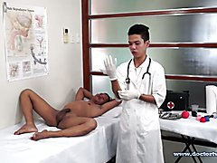 Dr. Vahn and Arjo Exxxamine Alex