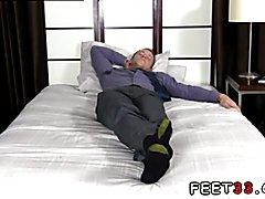 Cute chubby feet movieture galleries gay Sleepy Kenny Gets Foot Worshiped