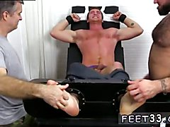 Cumming on man feet and brandon lee gay porn bare feet Ricky and Connor have become