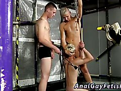 Gay twink bed bondage vids first time Boys Need Their Dicks Sucked