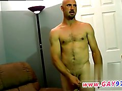 Chris Back To Get Blown Amateur gay stripper male and