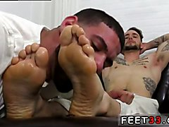 Erotic arab gay sex movietures xxx KC's New Foot & Sock Slave
