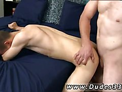 Next it's Cole's turn as Marco gets on his knees again,