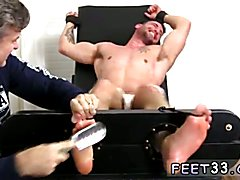 Gay boy feet posts The bondage and tickle  ended up turning him on that much!