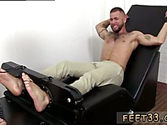 Tino Comes Back For More Tickle  Skaters feet gay sex
