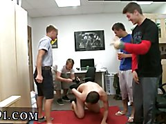 Hey  because when he was told to spurt trou his member wasn't up to par with the rest of the...