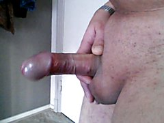 Playing with my cock  scene 4