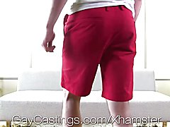 GayCastings Midwestern furry twink does porn for cash  scene 3