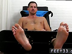 Gay toe sucking games Chance Cruise Tickle d