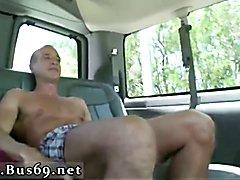 Gay porn handing photo Ass To Fuck On The BaitBus