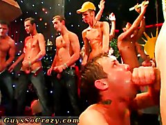 Free gay cum party movie first time All great things must come to a close and our Guys Go