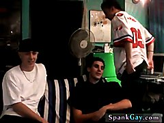 Hardcore juicy twink gay porn movie Kelly Beats The Down Hard