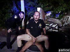 Bubble butt cop gay man Thehomietakes the easy way