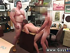Uncut naked straight blond boys gay first time Guy ends up with anal invasion hump