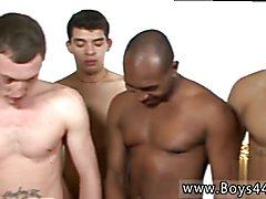 Old men cumshots gay xxx Sean Summers Bukkake Splash
