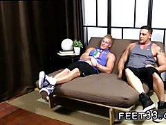 Video of gay porn star tiger Ricky Hypnotized To Worship Johnny & Joey