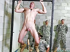 Porn movie army muscle rude violent gay and marines d Good Anal Training