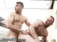 Muscle Man Fucked In The Ass In Public! Public nude