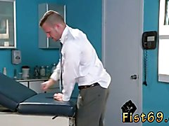 Straight guys gets fisted video gay Brian Bonds stops in to witness his doctor about his