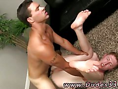 Gay porn top french sex huge cocks and boys twink story Sergio Valen plows the living