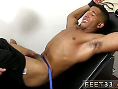 Gay hot man sex fucking Mikey Tickle d In The Tickle Chair