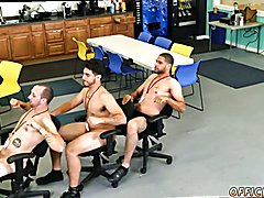 Naked straight fat guys movietures and young boys talked into gay anal porn CPR man