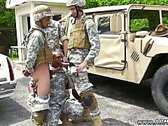Xxx  army gay sex Explosions, failure, and punishment