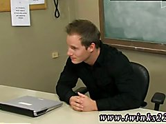 Adrian  student's tight fuckhole drives Tyler crazy. He