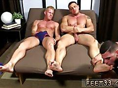 Naked male gay sex making Ricky Hypnotized To Worship Johnny & Joey