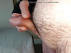 Cumming On the crotch of Stephs clean panties and