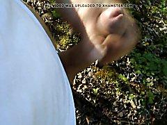 Wald gays nackt im Gay wichsen