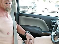 Nude drive end with self facial