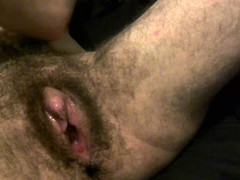It's a pussy climax rather than a pecker climax, so my