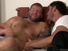 Haired Jock Gets Versatile w Nice Latin Boyfriend