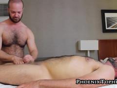 Mature bear massage videos