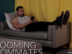 Grooming roommates - Dante Martin, Chris Blades, Derek Wulf