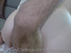 GayCastings Casting agent fucks naive newcomer