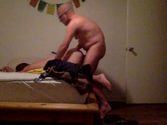 Drilled by anon old man