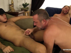 Cocktail Party Gay Sex Orgy 2  scene 2