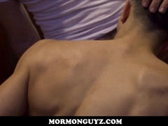 Teen Latin Boy Mormon Twink Pounded By Bishop