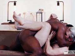 Glamcore Interracial Gay Porn