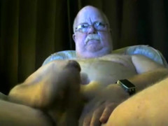 Dad semen on webcam