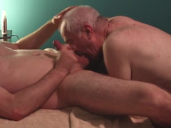 Partner fucks me bb doggystyle style and shoot his load