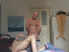 Twink is always hungry for raw cock  scene 5