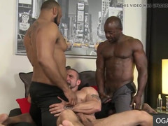 Ceasar ventura is lying in his bed jacking his penis