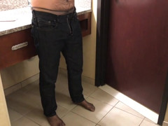 Hotel pantyhose fun